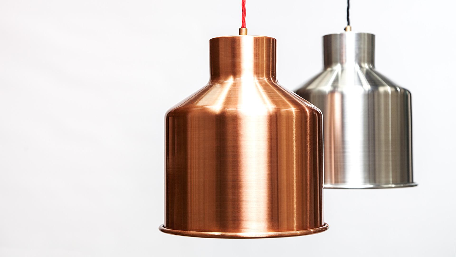Metal pendant lights light pendant pendant lamp shade aloadofball Image collections