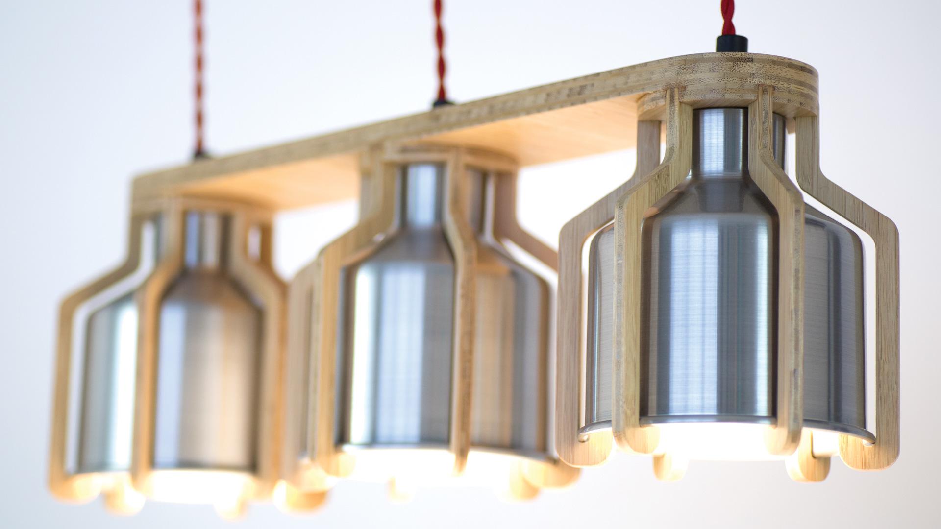 Bar lights 3 light pendants pendant modern pendant lights uk mozeypictures Gallery