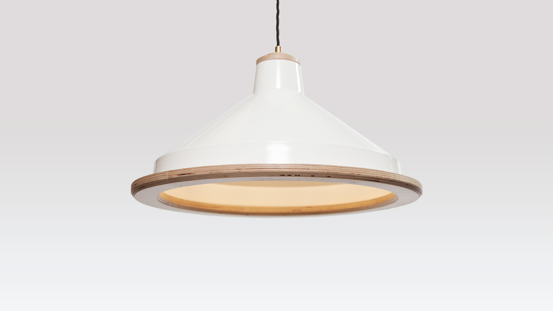 As Well Birch Ply The Trafford Pendant Lights Can Be Finished With An Oak Trim On Outer Rim And Top Adding To High Quality Design