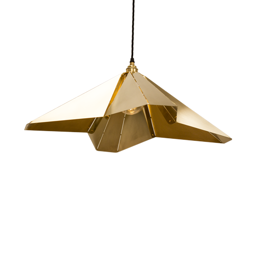 Commercial lighting by Liqui Contracts - The Splice large pendant light
