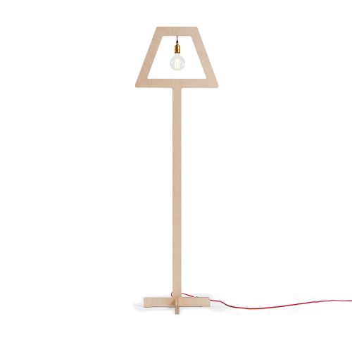 Commercial lighting by Liqui Contracts - The Symbol Floor Lamp