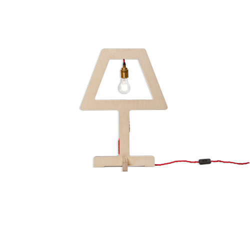Commercial lighting by Liqui Contracts - The Symbol Table Lamp
