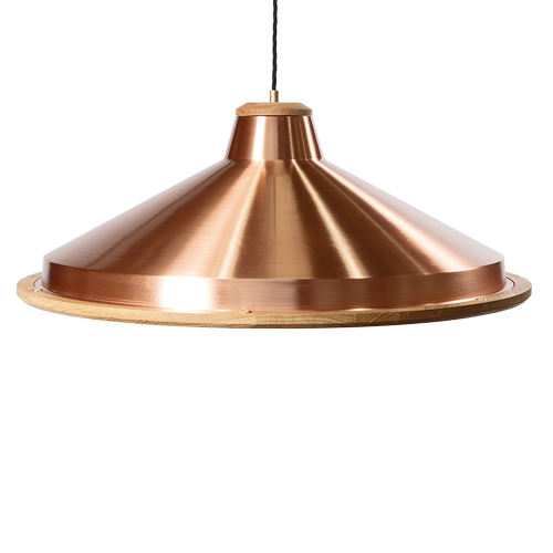 Commercial lighting by Liqui Contracts - The Trafford large pendant light