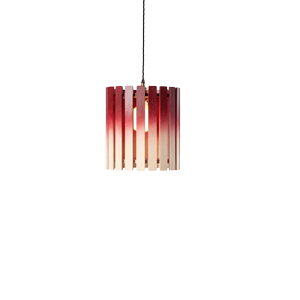 Commercial lighting by Liqui Contracts - The Brixham small drum pendant light