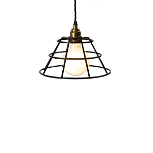 Commercial lighting by Liqui Contracts - The Work Lamp Naked pendant light